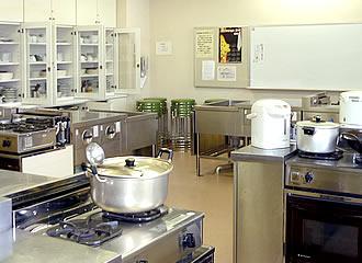 料理室の写真1