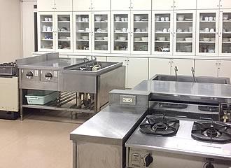 料理室の写真2