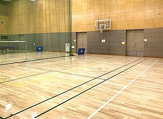 体育室の写真1